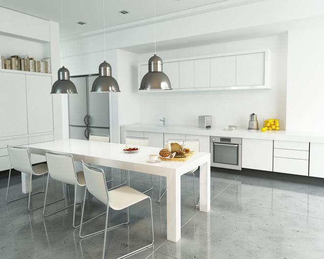 Ett modernt kök
